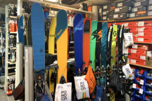 Alpine Touring & Splitboard Rental